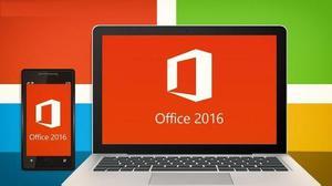 Oferta licencia office professional 2016 original retail