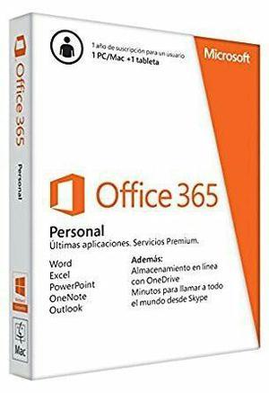Oferto office 365 personal caja sellada stock limitado