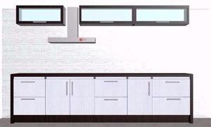 Polyboard 5 para crear y desglosar muebles cocina y closet