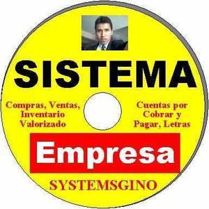 Sistemas de facturación papel continuo mypes pyme perú