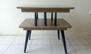 Antigua mesa escandinava