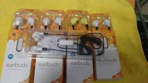 Audifono handfree motorola earbuds p/ moto g, x, e original