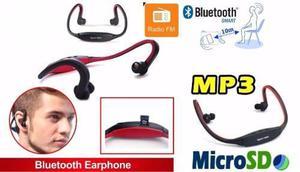 Audifonos bluetooth mp3/fm/micro sd/dl-s9 contesta llamadas