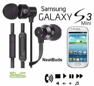 Audifonos hands free control tootal samsung galaxy s3 mini
