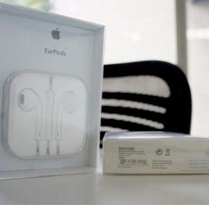 Auriculares earpods appel original nuevo sellado cajaoferta