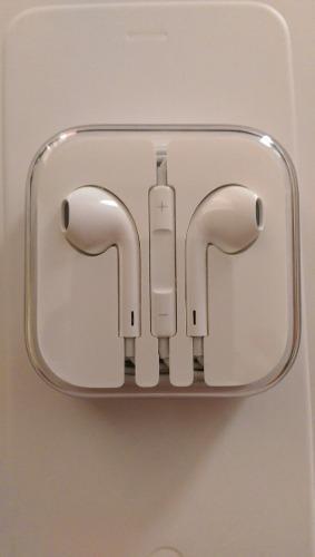 e52fc247c18 Earpods audífonos de mi iphone 6 plus nuevo 100% original en Lima ...