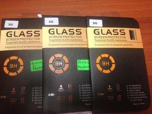 Lámina protector alto impacto vidrio templado iphone 5 5s