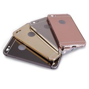 Funda case bumper aluminio espejo iphone 5, 5s, 6, 6s plus