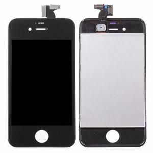 Pantalla lcd tactil para iphone 4s alta calidad 3 en 1