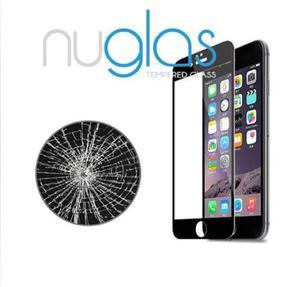 Protector vidrio templado iphone 6 y 6 plus completo nuglas