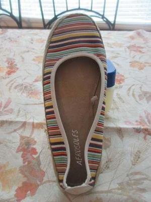 Alpargatas zapatillas para mujer marca aerosoles