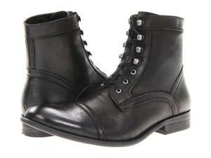 Botas militares hombre zapatos, calzado cuero piel shoes