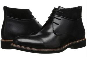 Botines hombre zapatos vestir calzado cuero botas clark