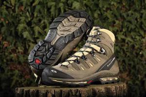 8ba0b7f531 Botines salomon waterproof todo excursion sin punta de acero en Lima ...