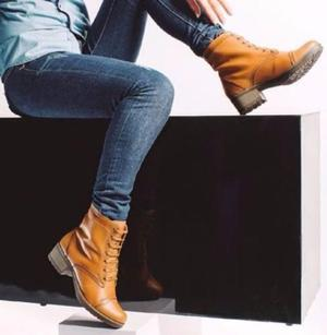 Botines zapatos mujer- 100% cuero,modelos exclusivos
