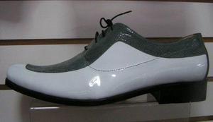Calzado charol hombre vestir, mocasin, botines shoes