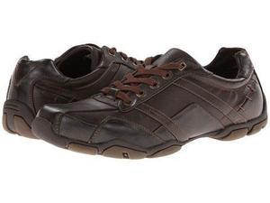 Guess zapato cuero marrón talla 40 original importada