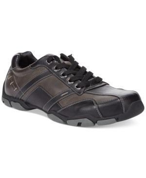 Guess zapato negro con gris talla 41 (8usa) nuevo original
