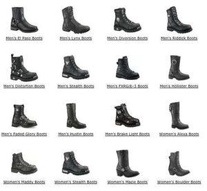 Harley davidson botas 【 REBAJAS Noviembre 】   Clasf