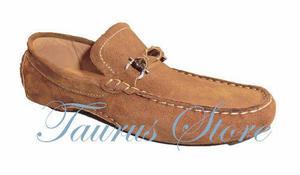 Mocasines zapatos calzado elegante vestir 100% cuero nac