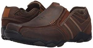 Skechers zapato cuero 41.5 (8.5) nuevo importado de u s a