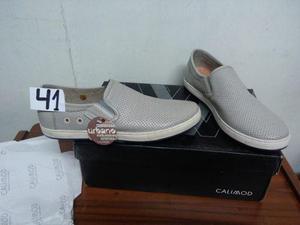 Vendo Zapato Casual Calimod Nuevo T41 Original En Caja