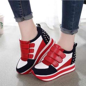 290110995a249 Zapatillas deportivas para mujer última moda coreana en Lima ...