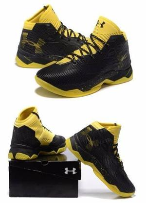 7963d759d7a62 Zapatillas under armour curry 2 y 2.5 basquet nuevas nike en Lima ...
