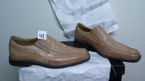 Zapato calimod talla 41 peru color arena nuevo en caja