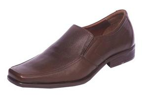 Zapato de vestir hombre en cuero natural - calzado caballero