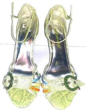 Zapato mujer dollhouse 39 original sandalia navidad regalo
