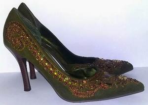 Zapato vestir mujer elegante fiesta talla 38 regalo navidad