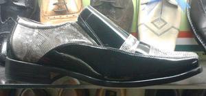 20ea6441e76 Zapatos charol hombre vestir