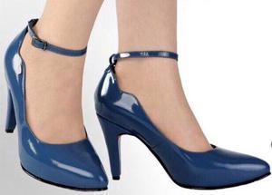 Zapatos de mujer fiesta cuero charol puro cuero 24f6738cafe8