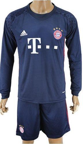 Camiseta arquero neuer bayern munich temporada 16-17