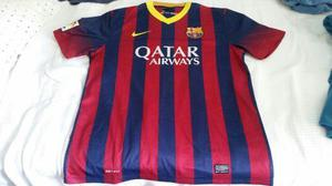 0fa47645163b8 Camiseta de barcelona nueva original nike dri fit - oferta