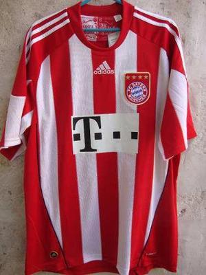 Camiseta de futbol del bayern munich talla l original garant d82af946a84a7