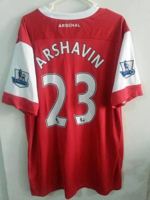 última selección más vendido la mejor calidad para Camiseta nike arsenal arshavin xl original futbol premier en ...