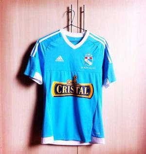 Camiseta oficial original del club sporting cristal 2015 1b778a771af59