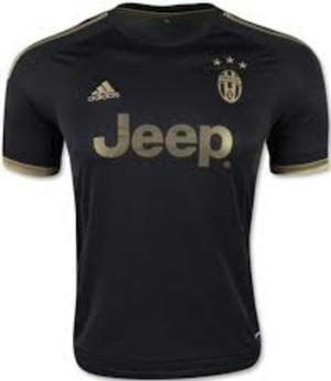 13def48d5ffbb Camiseta original juventus turin negra dorada talla s adi