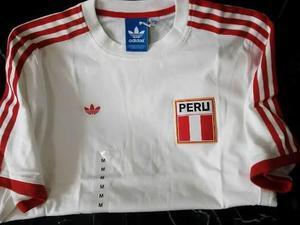 Camiseta Peruana Adidas Original [REBAJAS Septiembre]