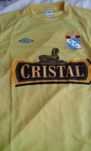 Camiseta sporting cristal polo alterna umbro colección 695fd05450b01