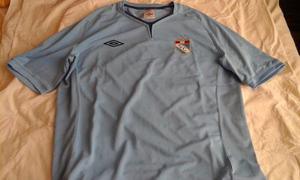 Camiseta sporting cristal polo umbro colección adidas 5d768770d7c18