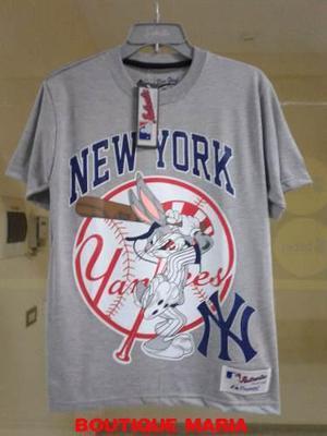 4262a0c6f9 Camisetas deportivas de algodón de los yankees de ny btmp