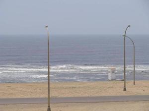 Casa vista al mar punta hermosa frente a playa caballeros