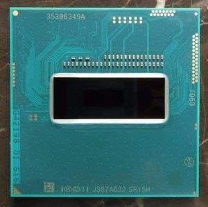 Procesador intel core i7 4700mq para laptop 4ta gen