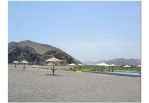 Terreno de 1,000 m2 1era. fila frente al mar en playa costa