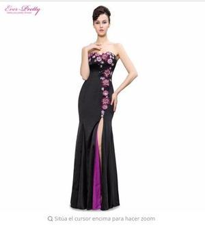 Venta de vestidos importados para fiesta