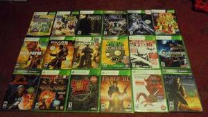Xbox 360 Juegos Nuevos Originales Y Sellado C U A 100 Soles En Lima