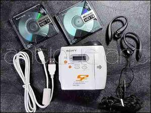 A64 sony s2 walkman md mz-s1 minidisc grabador reproductor